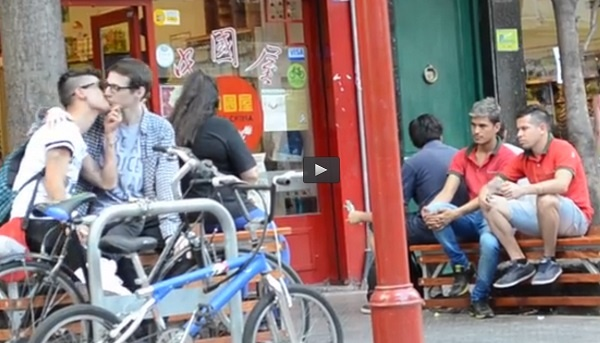 [MULTIMEDIA] Así se ve la homofobia en Buenos Aires