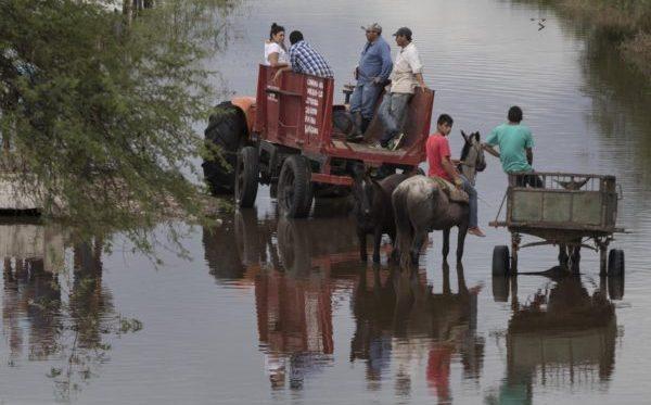 Tucumán: Estos son los lugares para acercar ayuda a los damnificados por las inundaciones