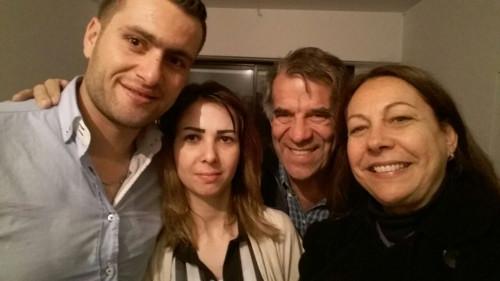 """El """"verdulero"""" argentino que abrió sus brazos, su corazón y hasta su casa para recibir a refugiados sirios"""