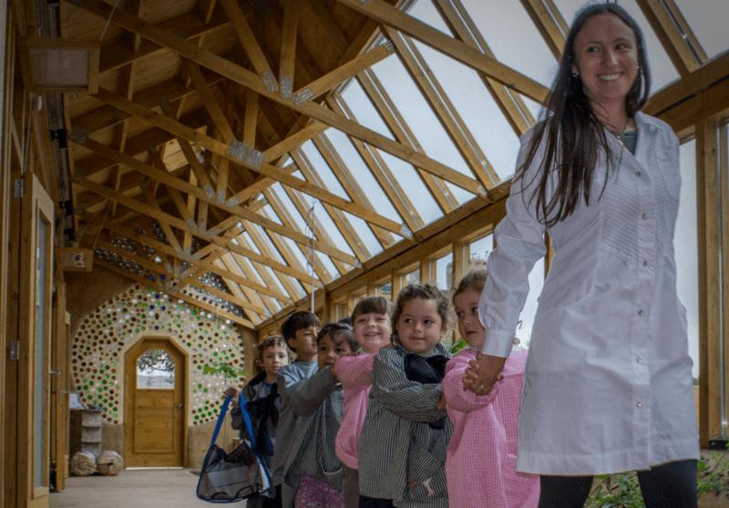 La Argentina tendrá su primera escuela pública sustentable