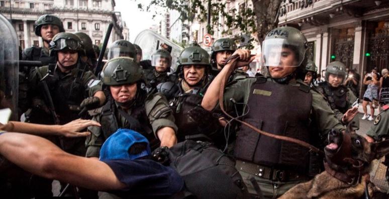 Así es como se van deteriorando los Derechos Humanos en América Latina