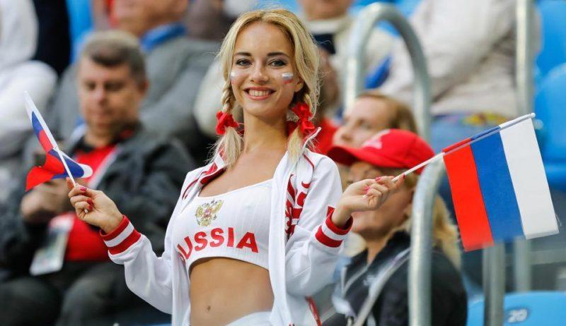 La relación entre las mujeres rusas y los hinchas extranjeros abre un duro debate en medio del Mundial