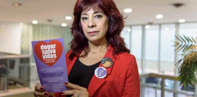Silvia Irigaray: «Lograr poco o mucho no importa, el mensaje va a llegar siempre»