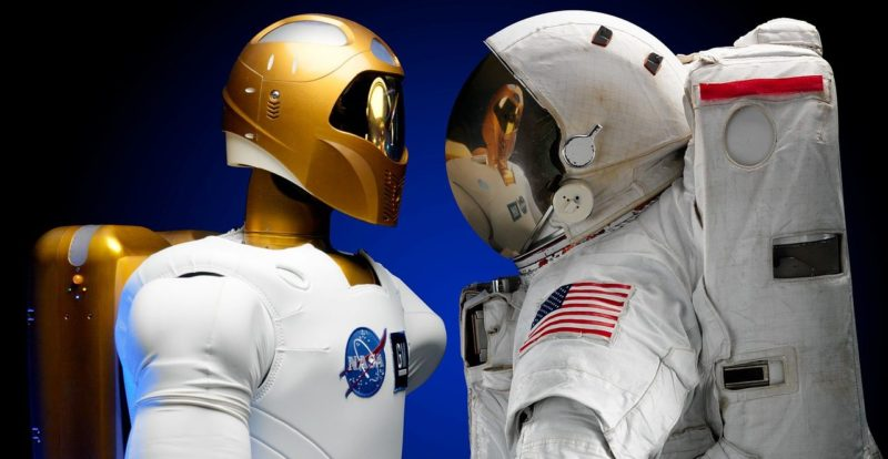 Trabajando con (y para) los robots