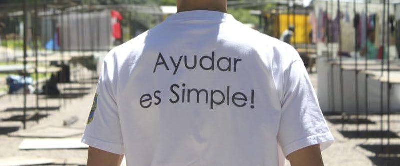 Mensajeros de la Paz Argentina: «La actitud y la aptitud suman, el equipo multiplica»