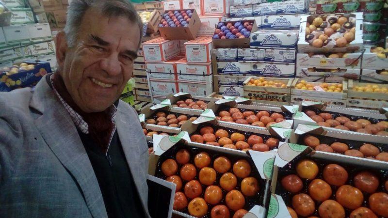 Mercado Central: Historias de inmigrantes y refugiados, en medio de frutas y verduras